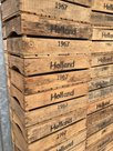 Pallet-Fruitkist-twee-planks-opdruk-Holland-1967