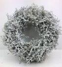 Asparages-white-wax-kransje-23cm