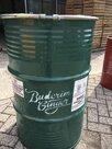 Vat-200-liter-opdruk-Buderim-Donker-Groen