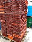 Pallet-Curver-kunststof-beugelkist(gebruikt)-Roodbruin-495x40x26cm