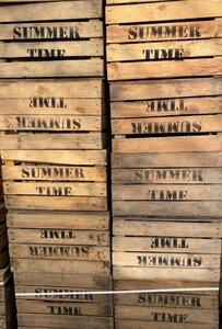 Pallet Summer Time fruitkist