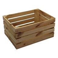 Houten-kistje-nieuw-Vier-planks-(4cm)-L40cm-xB30cm-xH20cm